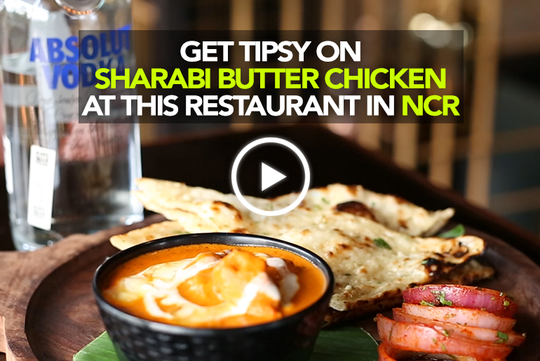 Sharabi butter chicken