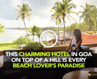 Stay At Portuguese Style Villas At Taj Fort Aguada, Resorts & Spa In Goa & Enjoy A Spectacular Sea View