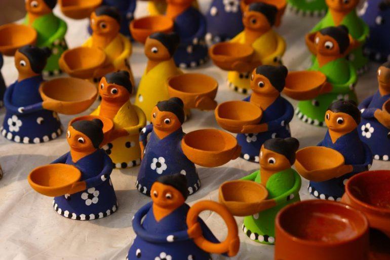 Delhi Haat Diwali Bazaar