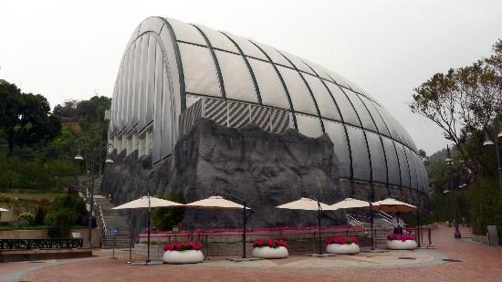 grand panda pavilion