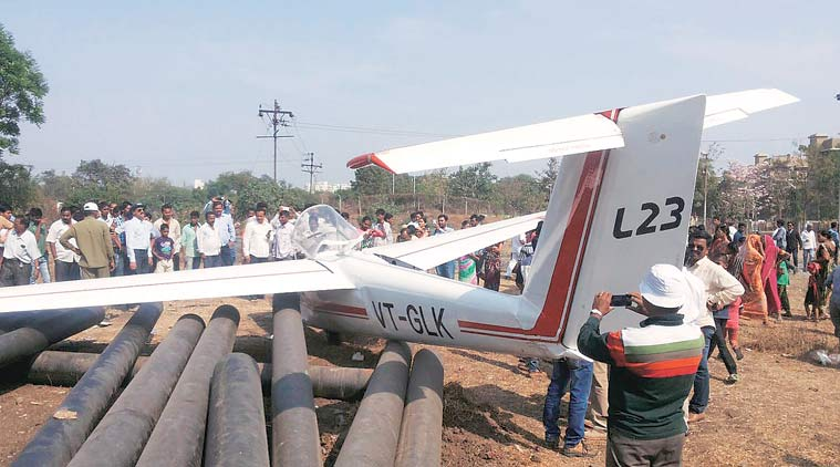 Gliding in Hadapsar