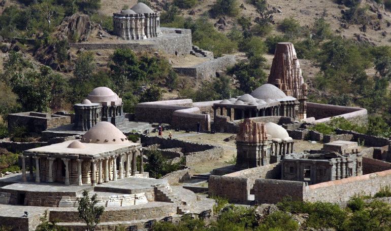 Temples of Kumbalgarh
