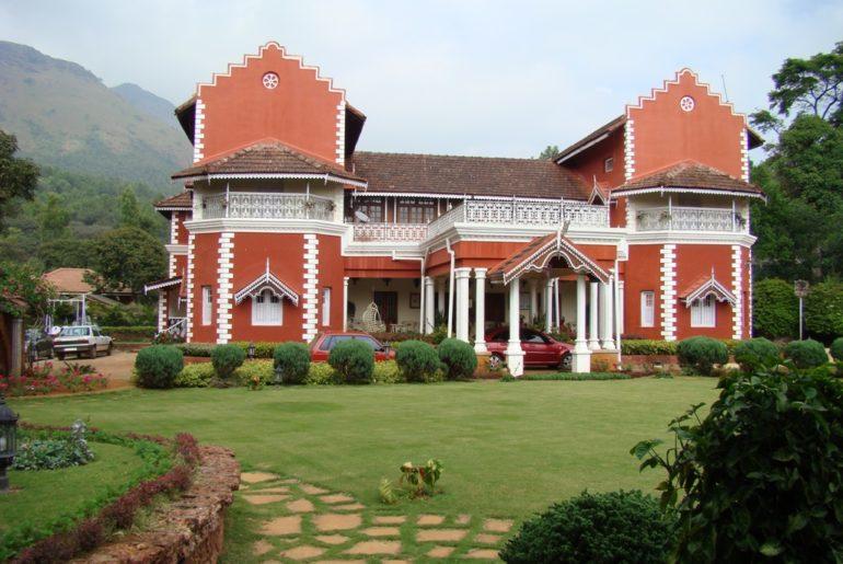Vintage Mansion