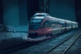 Underwater bullet train