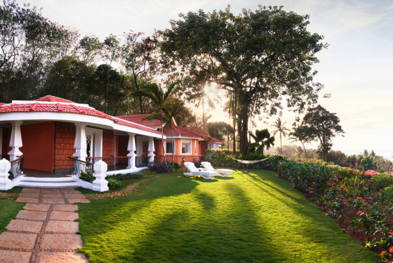 The Cottages At Taj Fort Aguada Resort & Spa