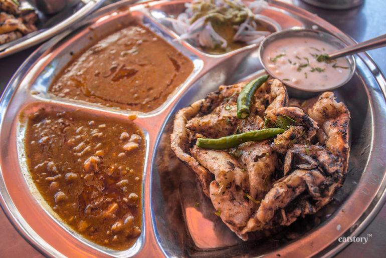 Best Places To Have Chur Chur Naan In Delhi NCR