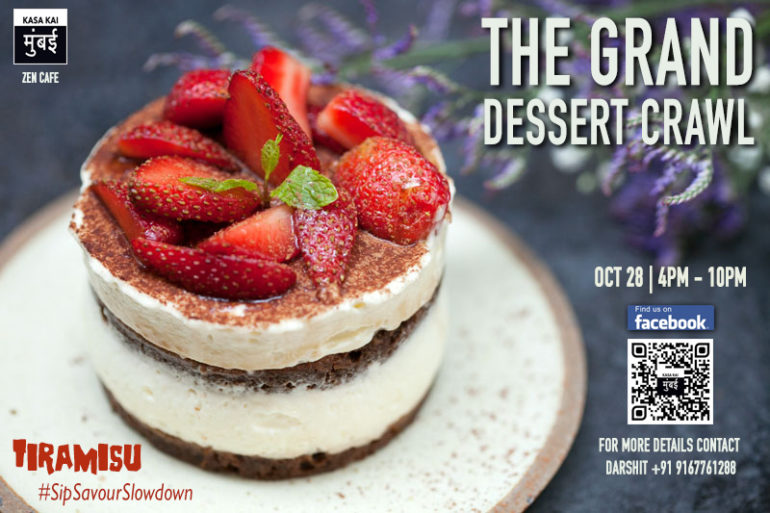 The Grand Dessert Crawl