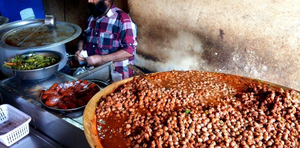 Manjeet Chole Puri Wala