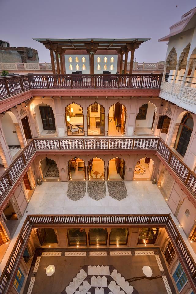 Haveli - Delhi
