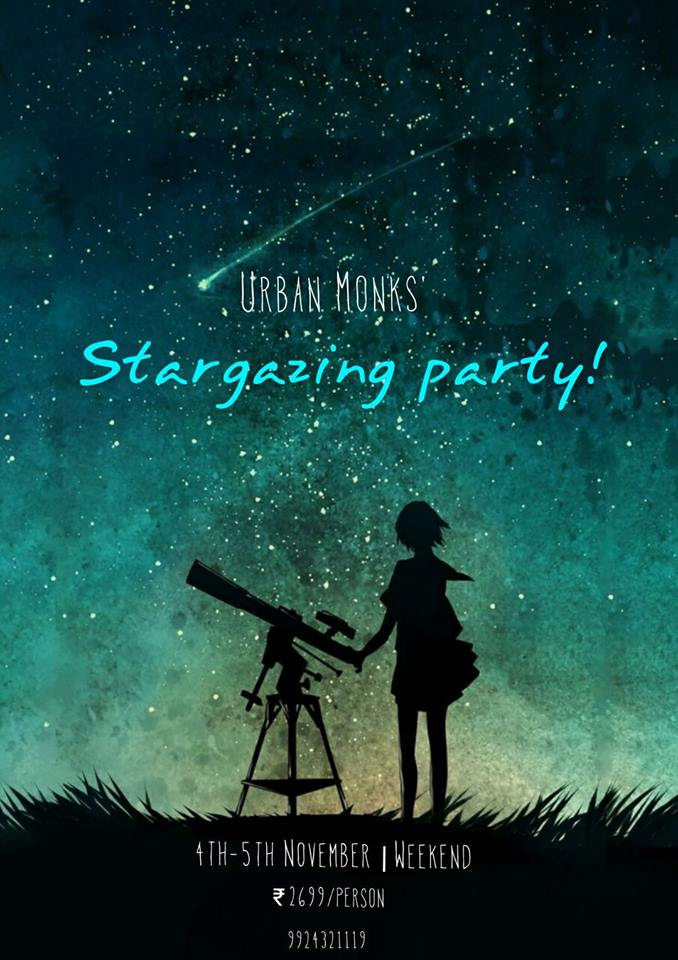 Stargazing - Urban Monks