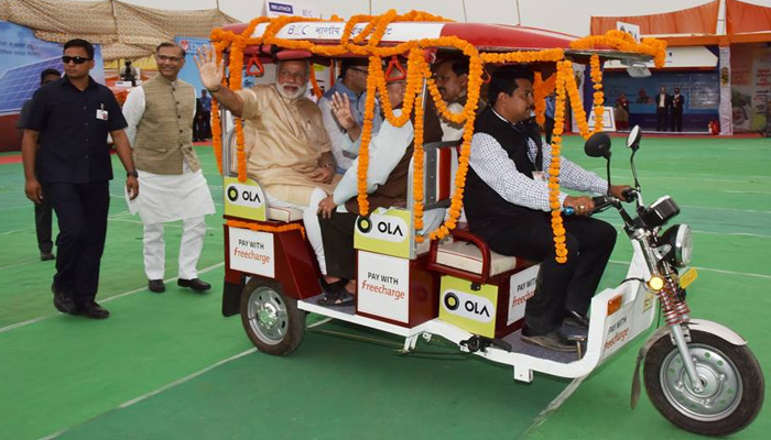 e-rickshaw pune