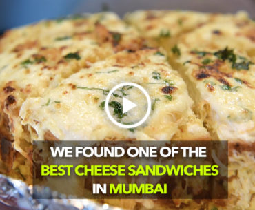 Have A Burst Of Cheese With This Cheese Blast Sandwich Served In Kandivali
