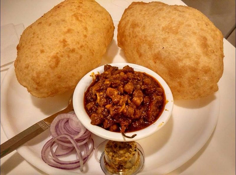Best Chole Bhature Amritsari Kulcha Junction