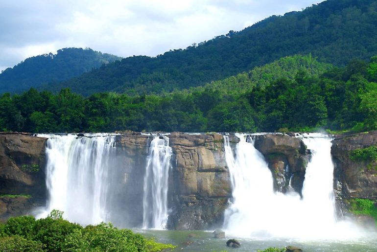 Athirapally-Waterfalls-