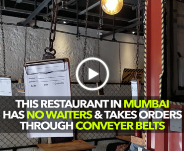 Visit Bruciato Food Factory In Navi Mumbai Where There Are No Waiters