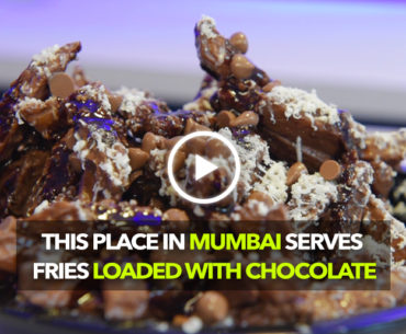 We Tried The 'Death By Chocolate' Fries At The Pabulum In Santacruz And We're In A Chocolate Heaven!
