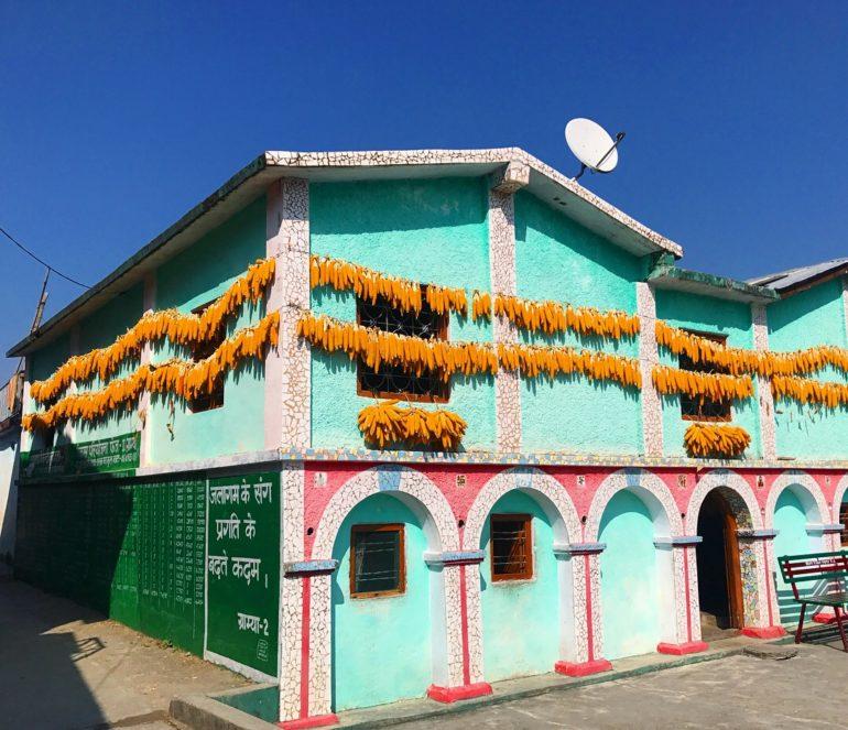 Sainji village