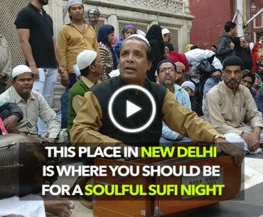 Hazrat Nizamuudin Dargah Is Where All Sufi Lovers Unite Every Thursday