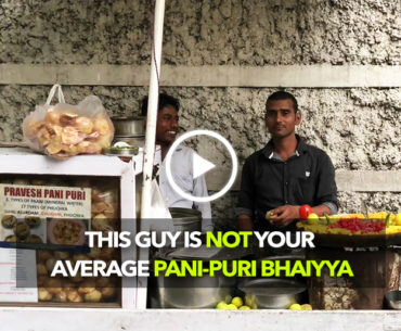 Pravesh Panipuri In Kolkata Sells 17 Types Of Puchkas & Has Even Been Called To Australia For The Same