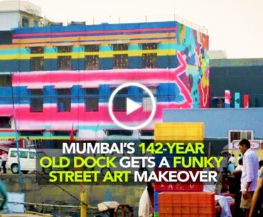 Mumbai's Historic Sassoon Docks In Colaba Gets A Funky Artsy Makeover & It Is Every Photographer's Delight