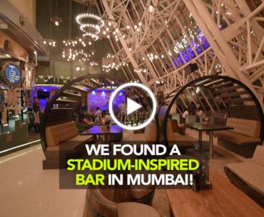 Burbies Alert! The New Stadium-Themed Bar In Goregaon Is #Goals