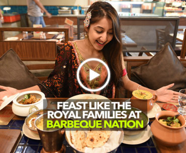 Barbeque Nation In Mumbai Presents 'Royal Kitchens Of India' Where You Can Dine Like The Maharajas!