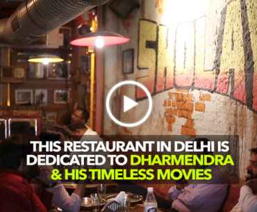 Delhi's New Restaurant, Garam Dharam Is Dedicated To Dharmendra & His Die-Hard Fans