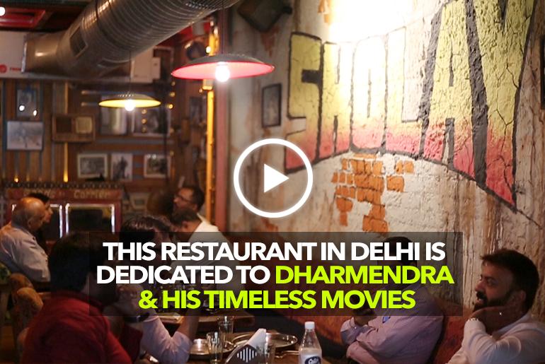 Garam Dharam, Delhi