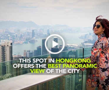 Victoria Peak In Hong Kong Offers You The Steepest Tram Ride In The World