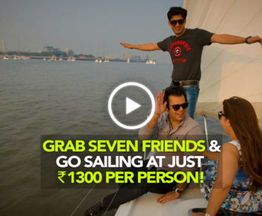 You Along With Your Friend Can Win A Free Sailing Service Experience In Mumbai