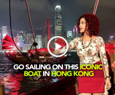 Aqua Luna In Hong Kong Is The Best Way To Sail Through The City