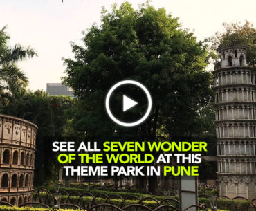 Check Out All Seven Wonders Of The World At The Yashwantrao Chavan Udyan In Pune