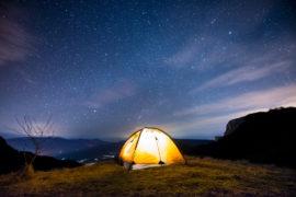 star lit sky