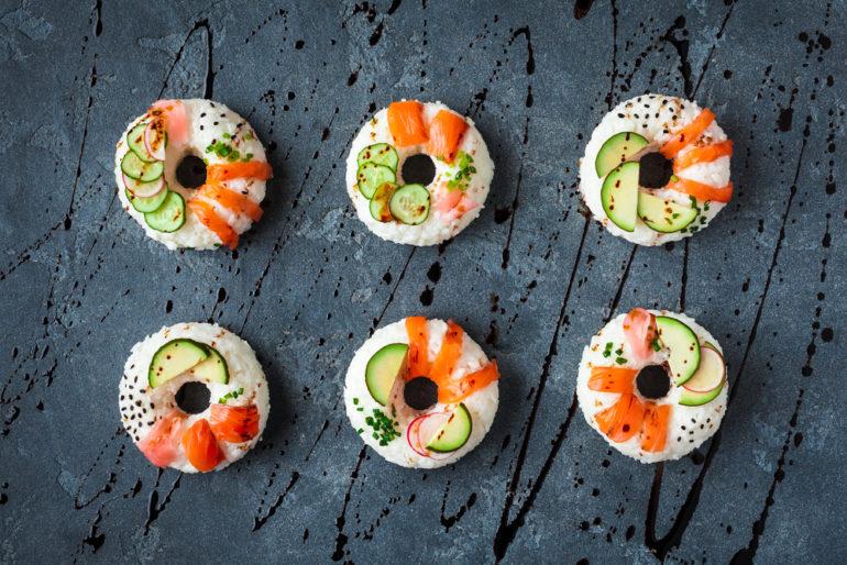 Sushi Doughnut
