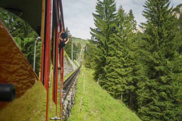 Matheran train