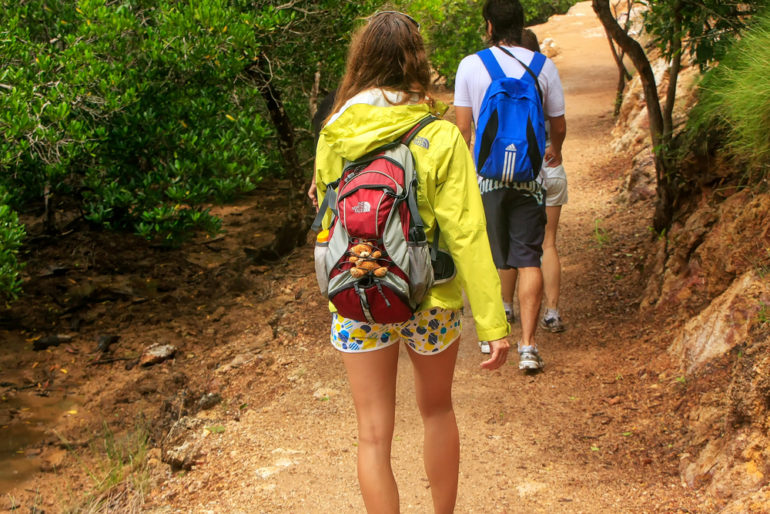 Hiking India