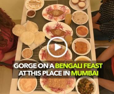 Get A Taste Of Bengal Here In Mumbai With Bhojohori Manna