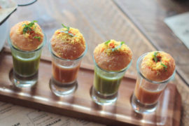 Pune - quirky dishes
