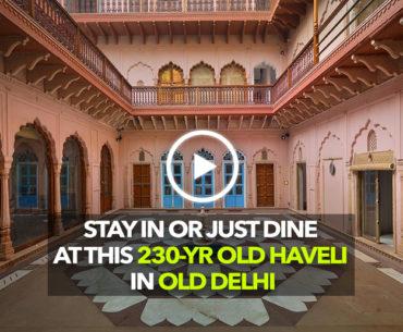 Travel Back In Time To Haveli Dharampura in Delhi
