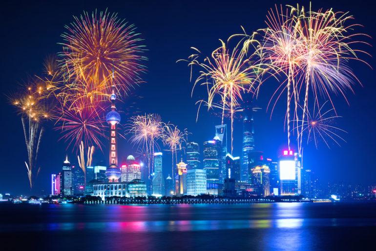 Shanghai NYE