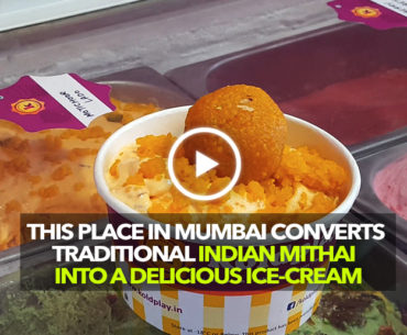 Koldplay In Mumbai Gives A Twist To Traditional Motichoor Ladoo With Motichoor Ice Cream