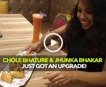 Get Fusion Food Ready With Chole Bature Bombs And Jhunka Tarts In Mumbai