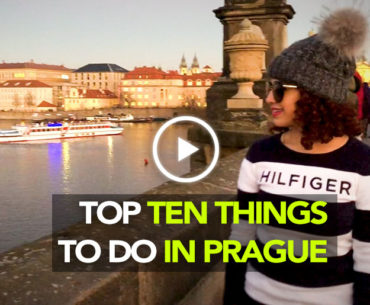 Top 10 Things You Can't Miss In Prague