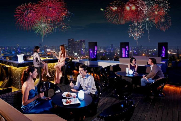 Bangkok NYE