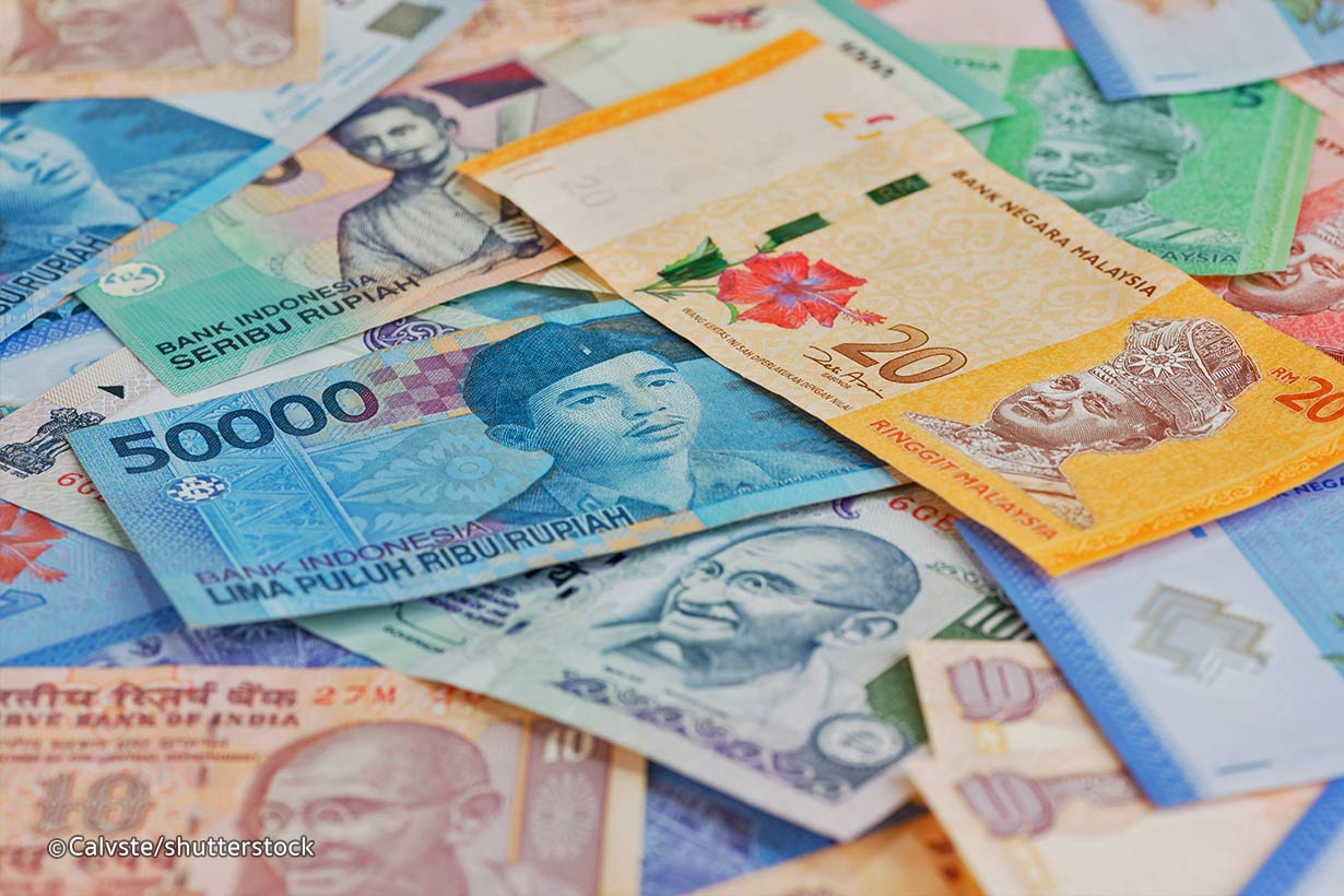Currency Bali