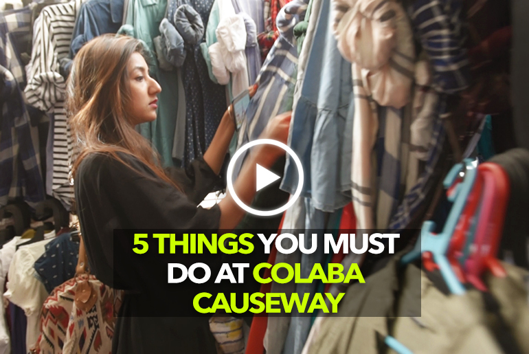 Colaba-Causeway