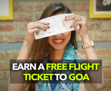 I Earned A Free Flight Ticket! Here's How You Can Do It Too