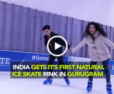 Go Ice Skating This Season To Get Those Perfect Winter Feels In Delhi NCR