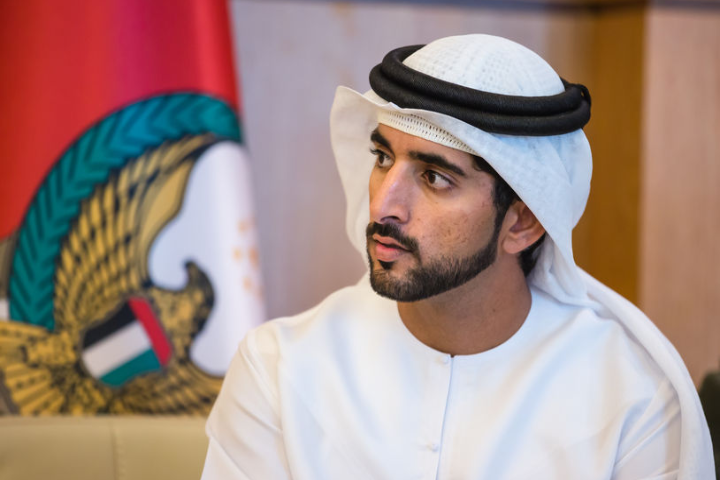Dubai S Crown Prince Is The King Of Instagram And Here S Why Curly Tales