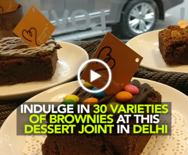 The King Of All Brownies Is This Brownie Point In Delhi Serving 30 Kinds Of Brownies
